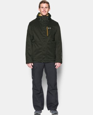 Men's UA Storm ColdGear® Infrared Porter 3-in-1 Jacket  4 Colors $229.99