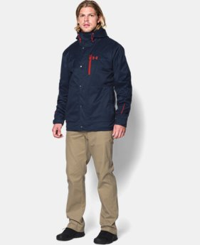 Men's UA Storm ColdGear® Infrared Porter 3-in-1 Jacket