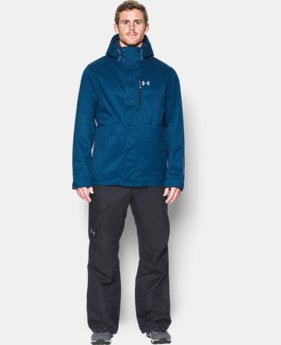 Men's UA Storm ColdGear® Infrared Porter 3-in-1 Jacket LIMITED TIME: FREE U.S. SHIPPING 1 Color $199.99