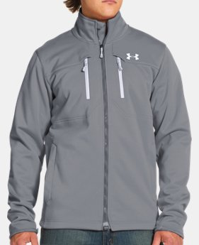 Men's UA Storm ColdGear® Infrared Softershell Jacket