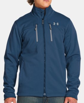 Men's UA Storm ColdGear® Infrared Softershell Jacket   $82.99 to $112.99