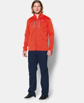 Men's UA Storm ColdGear® Infrared Softershell Jacket  1 Color $84.74