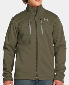 Men's UA Storm ColdGear® Infrared Softershell Jacket LIMITED TIME: FREE SHIPPING  $89.99 to $159.99