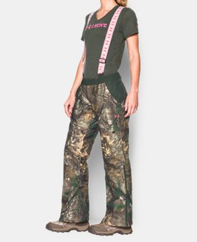 Women's UA Scent Control ColdGear® Infrared Gunpowder Pants