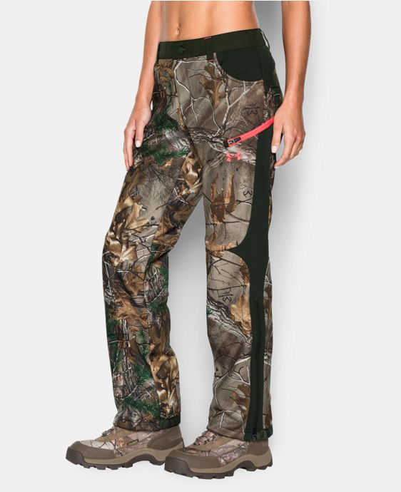 Realtree Camo Yoga Shorts Color Options By Girlswithguns22: Under Armour CA