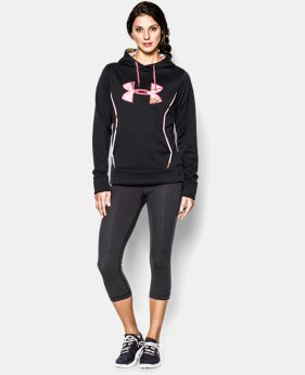 Women's UA Storm Caliber Hoodie  2 Colors $42.74 to $56.99