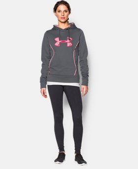 Women's UA Storm Caliber Hoodie  4 Colors $74.99