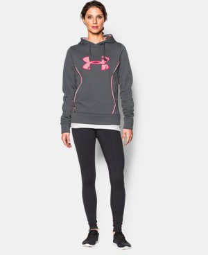 Women's UA Storm Caliber Hoodie  3 Colors $74.99