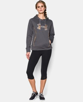 Women's UA Storm Caliber Hoodie LIMITED TIME: FREE U.S. SHIPPING 5 Colors $36.74 to $64.99