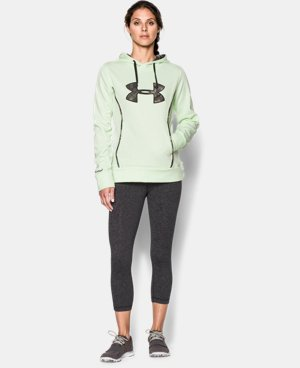 Women's UA Storm Caliber Hoodie LIMITED TIME: FREE U.S. SHIPPING 2 Colors $36.74 to $64.99