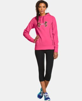 Women's UA Storm Caliber Hoodie LIMITED TIME: FREE U.S. SHIPPING 7 Colors $36.74 to $64.99
