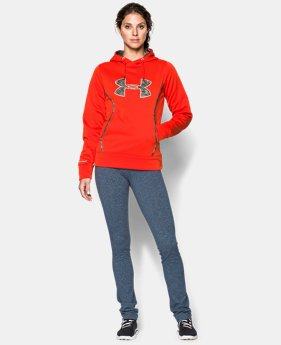 Women's UA Storm Caliber Hoodie  1 Color $33.74 to $48.99