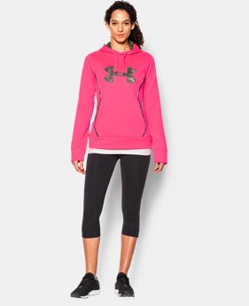 Women's UA Storm Caliber Hoodie EXTRA 25% OFF ALREADY INCLUDED 1 Color $29.24 to $36.74
