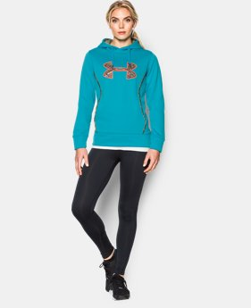 Women's UA Storm Caliber Hoodie LIMITED TIME: FREE U.S. SHIPPING 1 Color $36.74 to $64.99