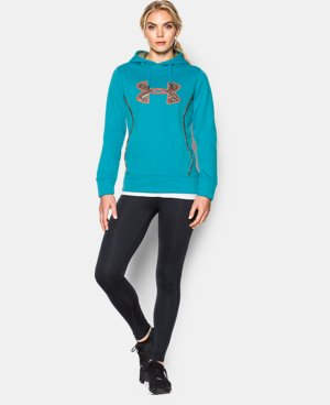 Women's UA Storm Caliber Hoodie LIMITED TIME: FREE SHIPPING 1 Color $56.99