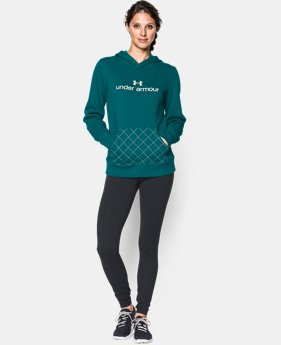 Women's UA Established Hoodie LIMITED TIME: FREE U.S. SHIPPING 1 Color $29.99