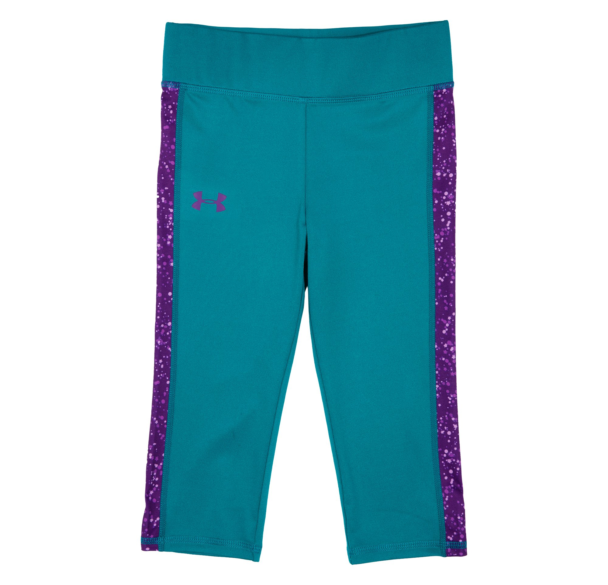Girls' Toddler UA Celestial Capri, Hendrix, Laydown