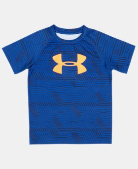 Boys' Toddler UA Embossed Logo T-Shirt
