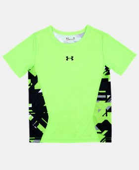 Boys' Toddler UA Edge Camo T-Shirt