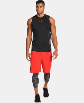 Men's HeatGear® Sonic Fitted Tank