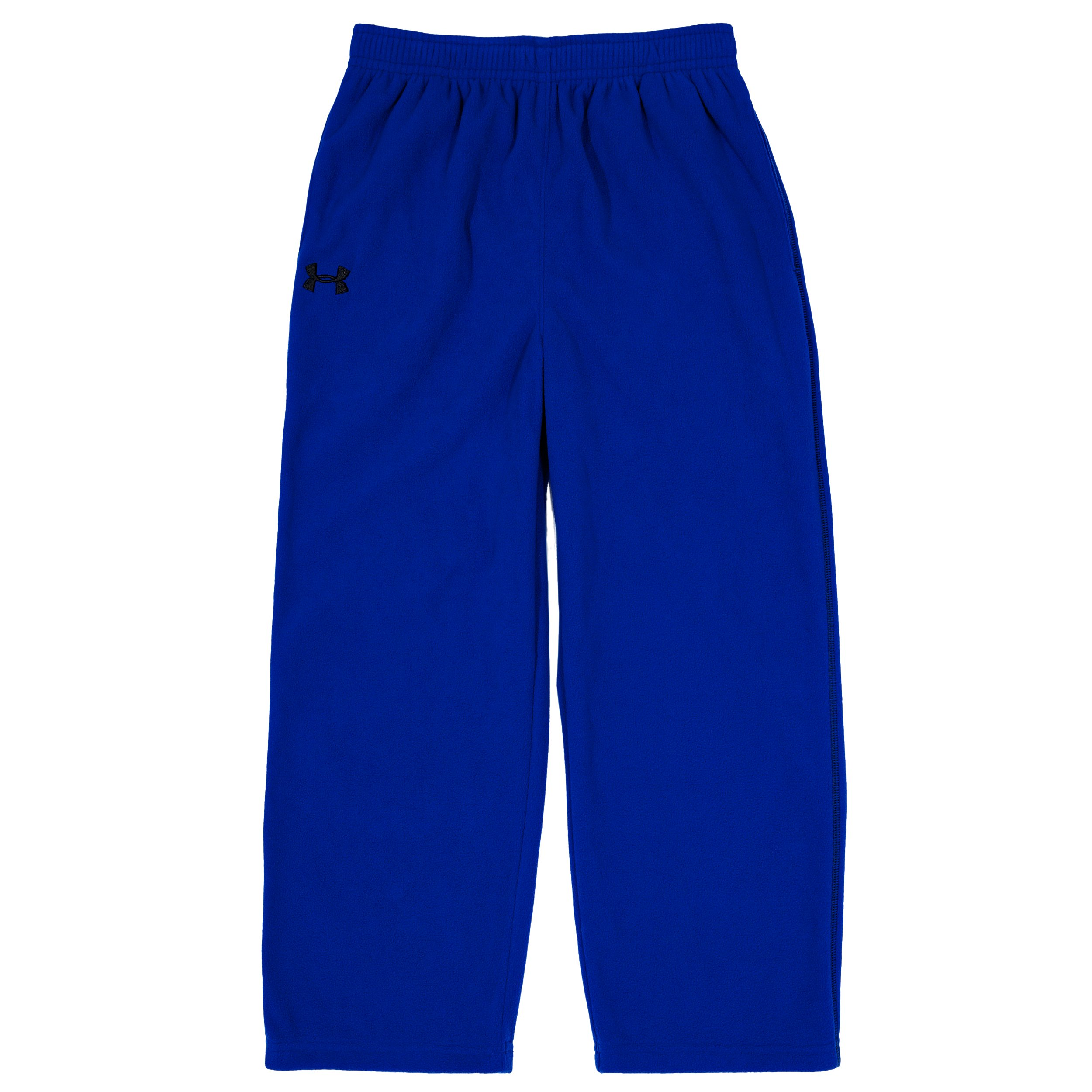 Boys' Toddler UA Hundo Pants, Royal, Laydown