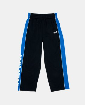 Boys' Toddler UA Brawler Mesh Pants