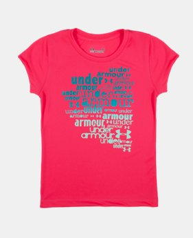 Girls' Infant UA Script Fade T-Shirt