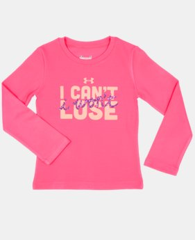 Girls' Infant UA Can't Lose Longsleeve