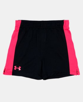 Girls' Infant UA Monster Mesh Shorts