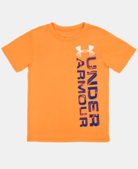 Boys' Infant UA Space Stack T-Shirt