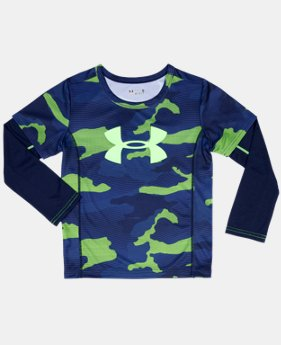 Boys' Infant UA Future Camo Long Sleeve
