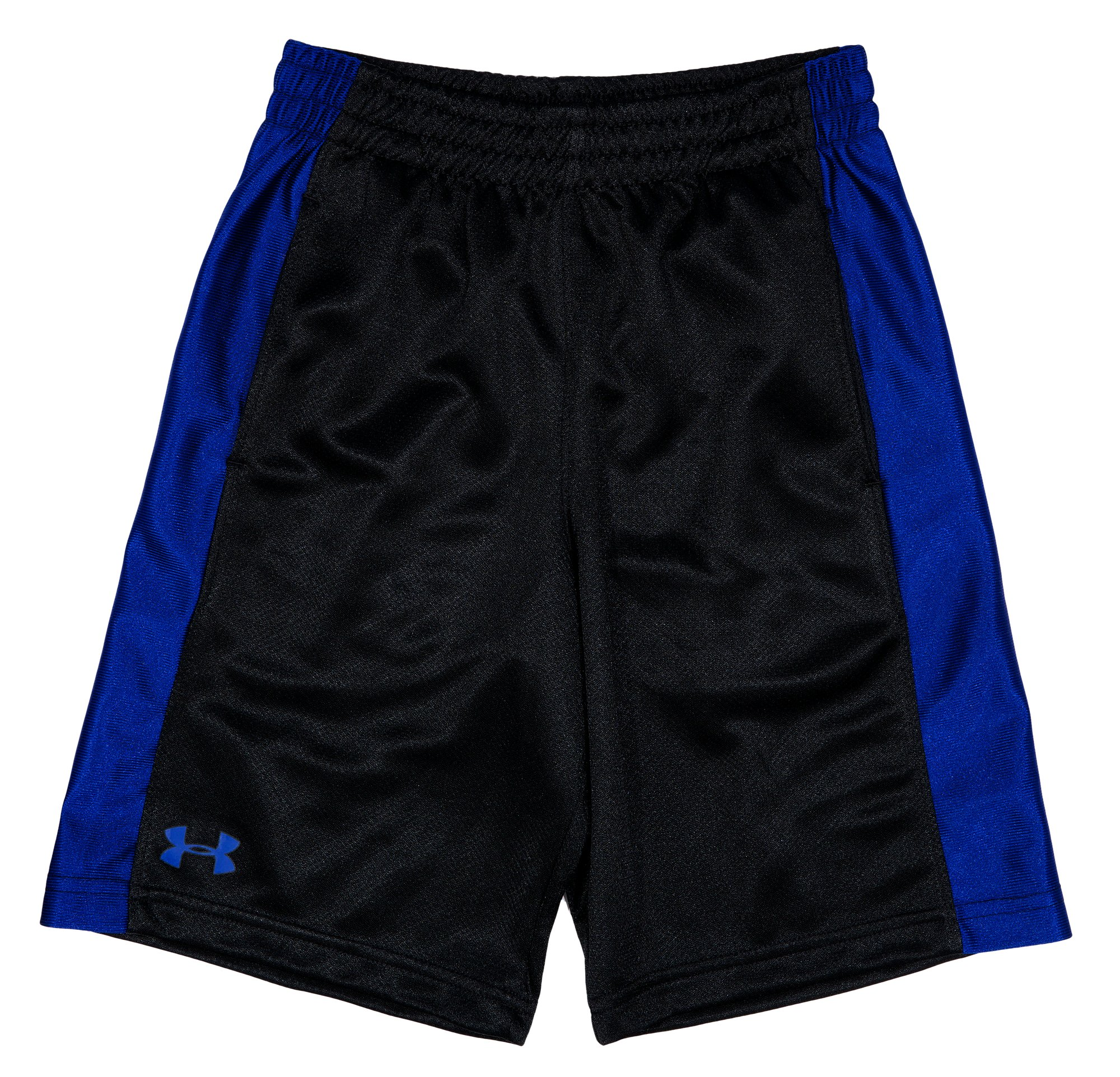 Boys' Infant UA Ultimate Pop Shorts, Black , Laydown
