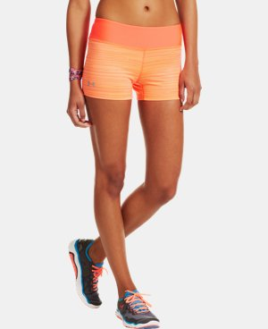Women's HeatGear® Sonic Printed Shorty LIMITED TIME: FREE U.S. SHIPPING 1 Color $21.99