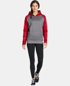 Women's UA Storm Armour® Fleece Hoodie  1 Color $74.99