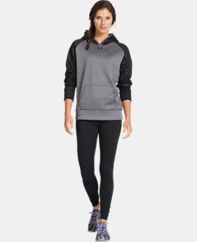 Women's UA Storm Armour® Fleece Hoodie  2 Colors $74.99