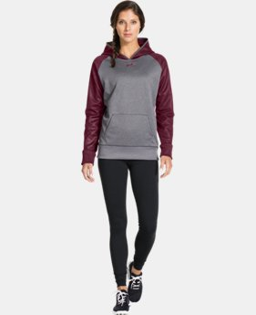 Women's UA Storm Armour® Fleece Hoodie  6 Colors $74.99