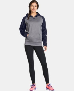 Women's UA Storm Armour® Fleece Hoodie LIMITED TIME: FREE U.S. SHIPPING 3 Colors $36.74
