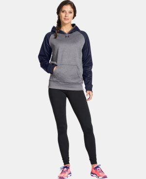 Women's UA Storm Armour® Fleece Hoodie LIMITED TIME: FREE SHIPPING 1 Color $56.99