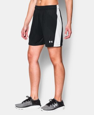 Women's UA Fixture Soccer Shorts  2 Colors $24.99