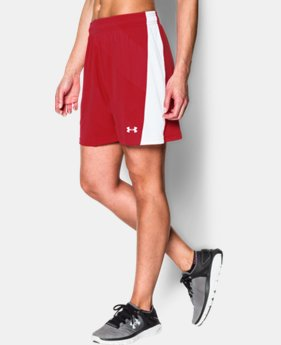 Women's UA Fixture Soccer Shorts LIMITED TIME: FREE SHIPPING  $24.99