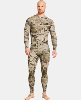 Men's UA Ridge Reaper® Base Crew LIMITED TIME OFFER 1 Color $74.99