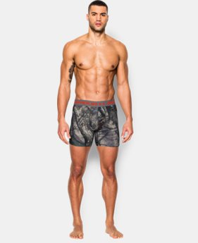 Men's UA Camo Boxerjock® Boxer Briefs  2 Colors $22.99
