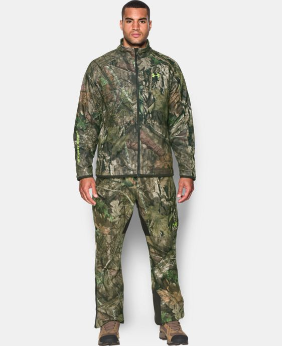 Men's UA ColdGear® Infrared Scent Control Rut Jacket  2 Colors $157.49