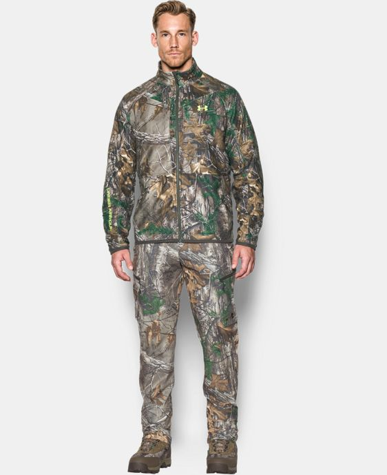 New Arrival  Men's UA ColdGear® Infrared Scent Control Rut Jacket  1 Color $157.49