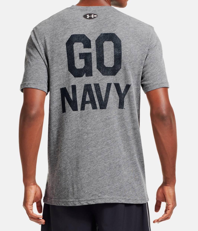 Men S Naval Academy Under Armour Legacy T Shirt Under