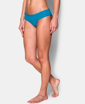 New Arrival Women's UA Pure Stretch Sheer Cheeky  3 For $30 1 Color $12