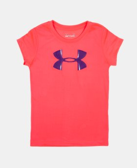 Girls' Infant UA Big Logo Short Sleeve T-Shirt