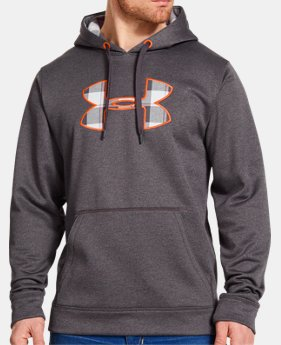 Men's UA Storm Caliber Big Logo Hoodie  2 Colors $38.99