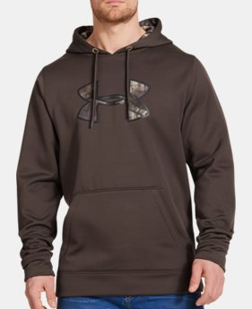 Men's UA Storm Caliber Big Logo Hoodie  1 Color $36.74 to $49.99