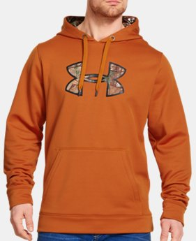 Men's UA Storm Caliber Big Logo Hoodie   $36.74 to $37.49